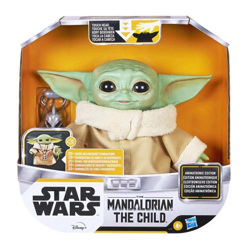 Star Wars The Mandalorian Child (Animatronic Edition)
