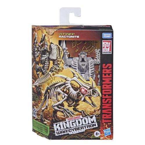 Transformers WFC Kingdom Deluxe - Ractonite