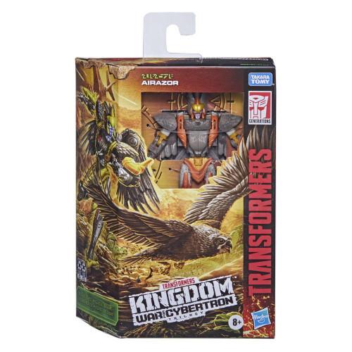 Transformers WFC Kingdom Deluxe - Airazor