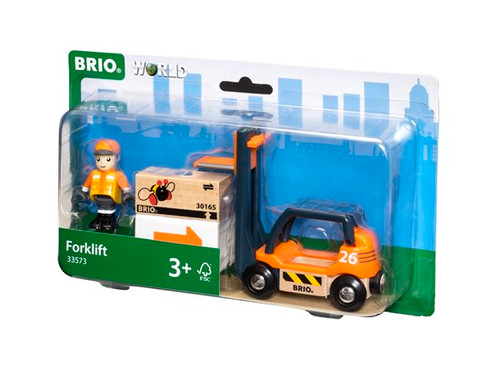 Brio Vehicle Forklift (4 Pieces)