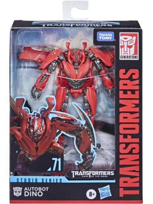 Transformers Gen Studio Deluxe Autobot Dino