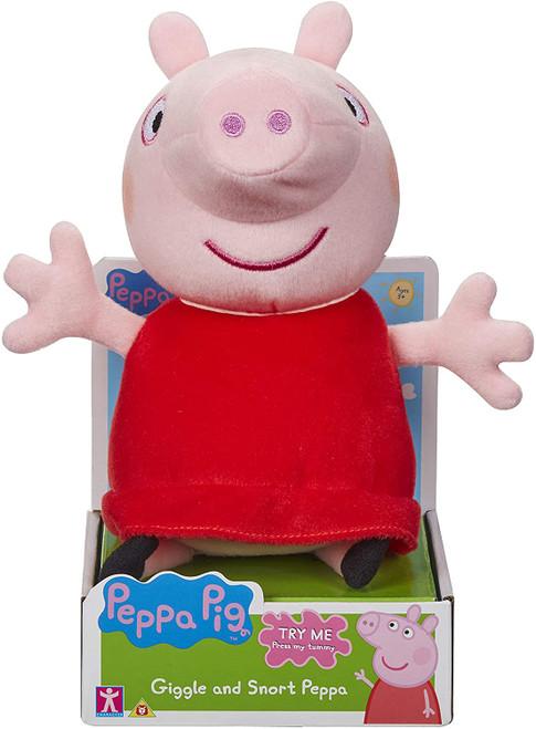 Peppea Pig Giggle & Snort Peppa