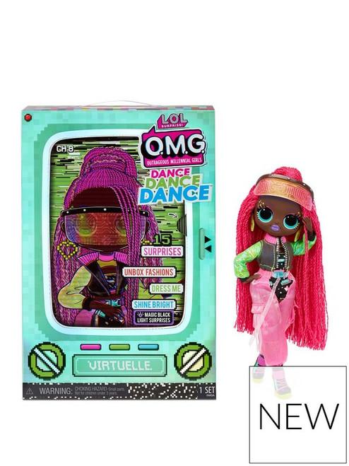 L.O.L. Surprise OMG Dance Doll - Virtuelle
