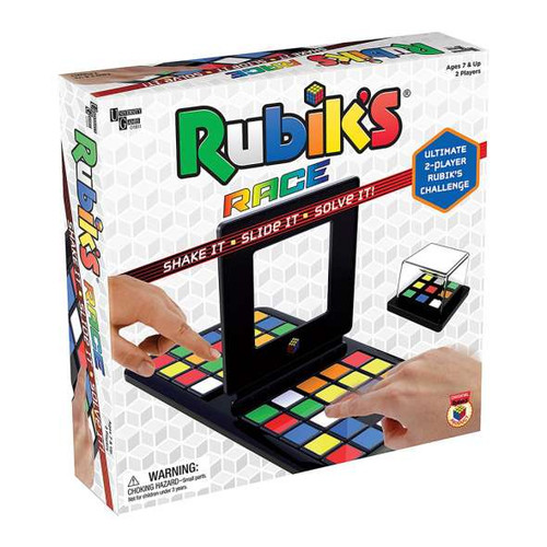Rubiks Race Game 372170