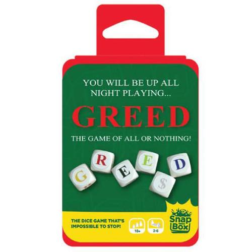 SnapBox Greed