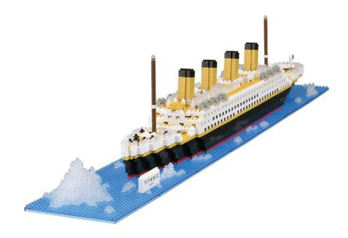 Nanoblock - Titanic