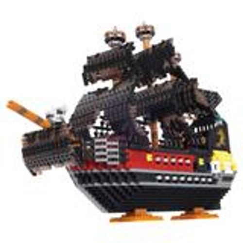 Nanoblock - Pirate Ship Deluxe