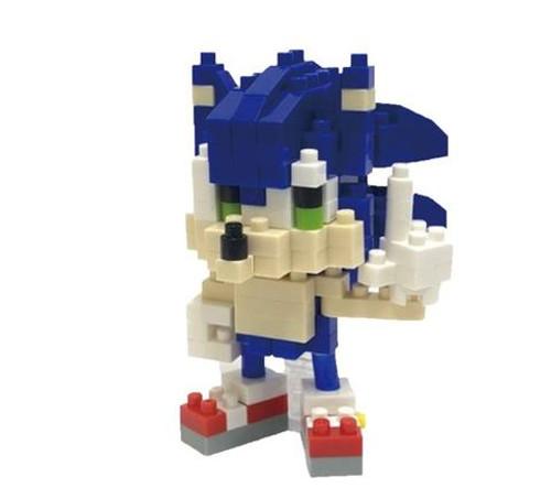 Nanonblock - Sonic The Hedgehog - Sonic