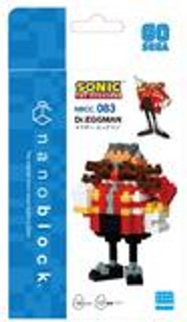 Nanonblock - Sonic The Hedgehog - Dr Eggman