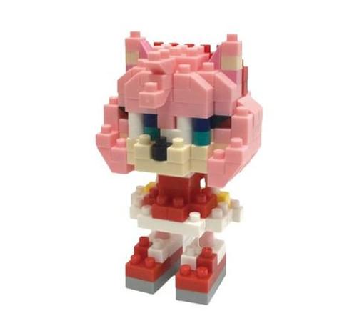 Nanonblock - Sonic The Hedgehog - Amy