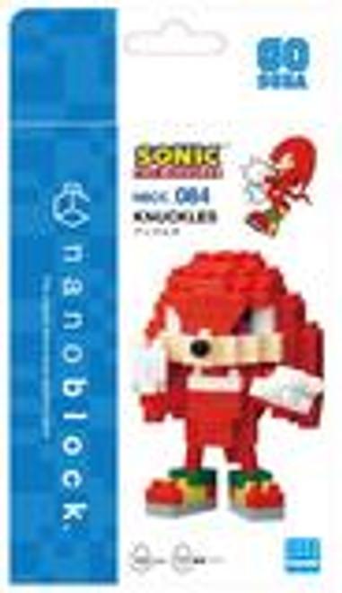 Nanonblock - Sonic The Hedgehog - Knuckles