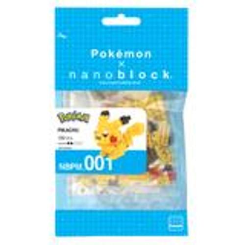 Nanonblock - Pikachu