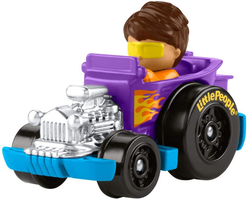 Little People Wheelie Vehicle GMJ23