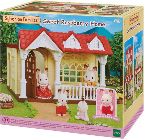 Sylvanian Families Sweet Rasperry Home