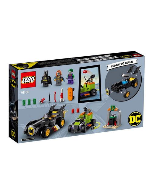 Lego DC - Batman vs The Joker Batmobile Chase