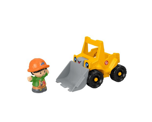 Little People Small Vehicle - Dozer