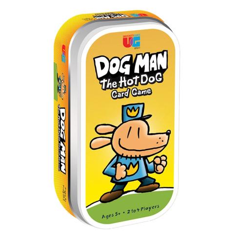 Dog Man - The Hot Dog Card Game In A Tin