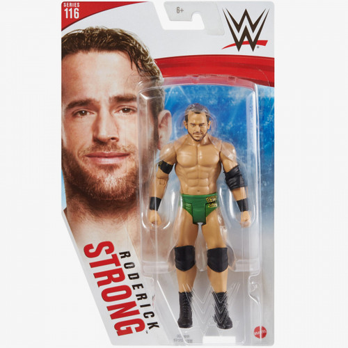 WWE Action Figure - Roderick Strong