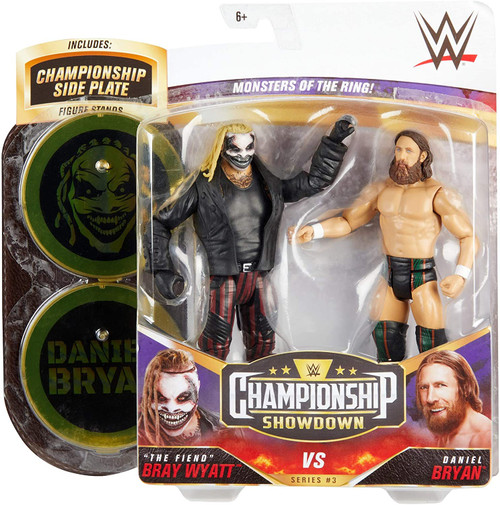 WWE Championship Showdown Bray Wyatt Vs Daniel Bryan