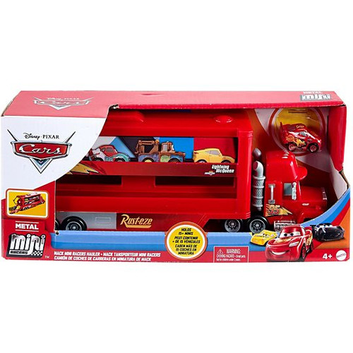 Cars Mack Mini Racers Hauler