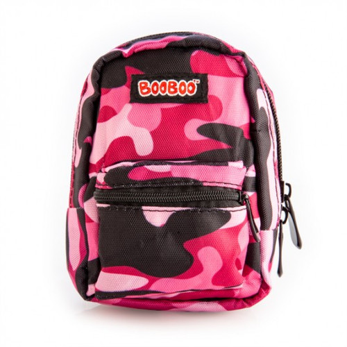 Backpack Minis Camo Pink