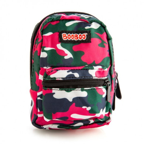 Backpack Minis Camo Red