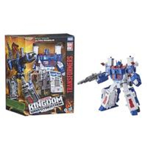 Transformers Generations WFC Kingdom - Ultra Magnus