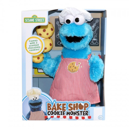 Sesame Street Scented Cookie Monster Plush