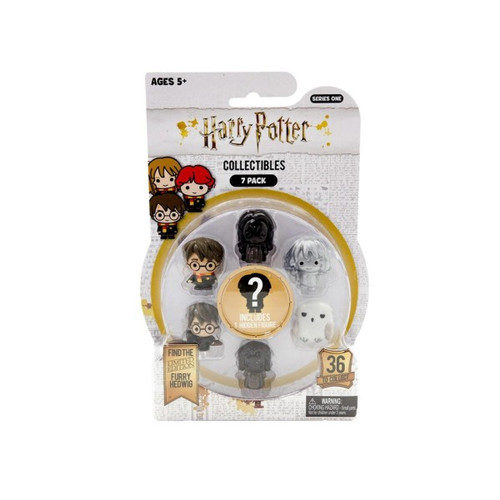 Harry Potter Collectibles 7 Pack Series 2