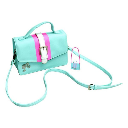 Barbie My Life Handbag Aqua and Pink