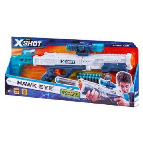 Zuru XSHOT Excel Hawk Eye Sharp Shooter Including 16 Darts