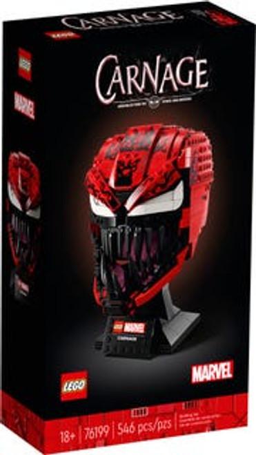 Lego Marvel -  Spiderman Carnage