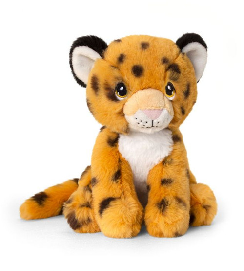 Cheetah (Keeleco) 18cm