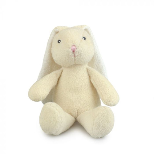 Frankie Rattle Bunny - Cream