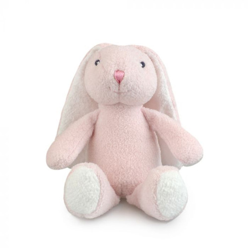 Frankie Rattle Bunny - Pink