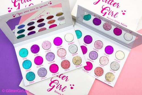 Glitter Girl - Unicorn Glitter Palette