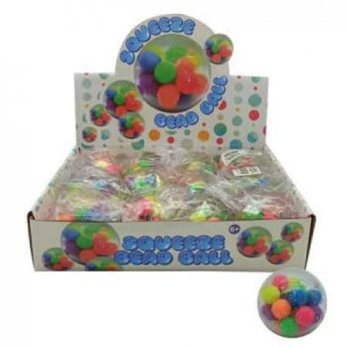 Squeeze Bead Ball