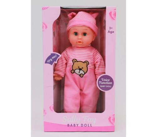 Sally Fay Doll with Voice Function