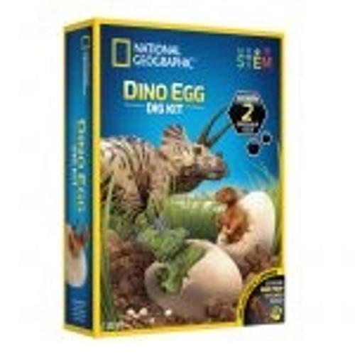 National Geographic - Dino Egg Dig Kit
