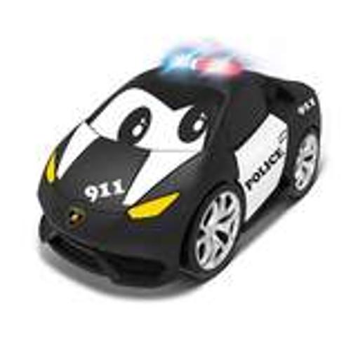 Burago Junior - Lamborghine Police Patrol with Light & Sound