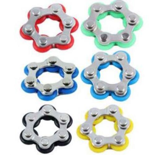 Roller Chain Fidget Toy