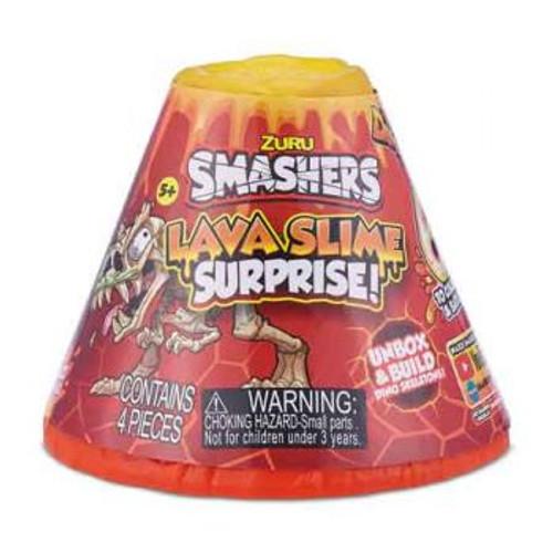 Smashers Volcano Slime Surprise