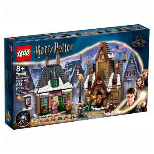 Lego Harry Potter - Hogsmeade Village Visit