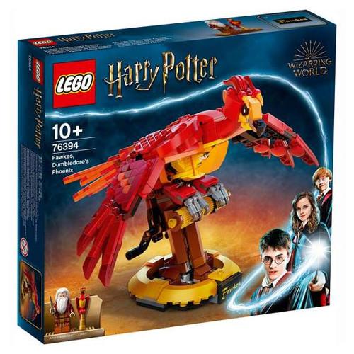 Lego Harry Potter - Fawkes Dumbledores Phoenix