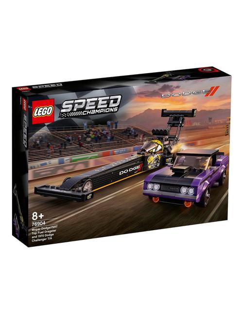 Lego - Mopar Dodge//SRT Top Fuel Dragster & 1970 Challenger