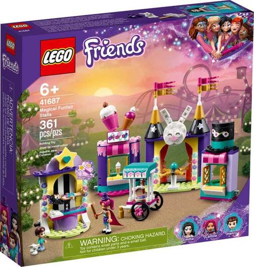 Lego Friends - Magical Funfair Stalls