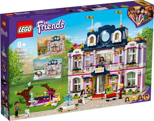 Lego Friends - Heartlake City Grand Hotel
