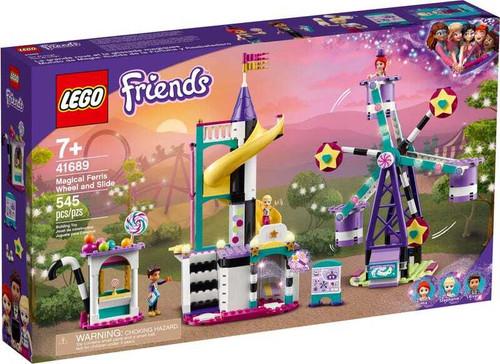 Lego Friends - Magical Ferris Wheel and Slide