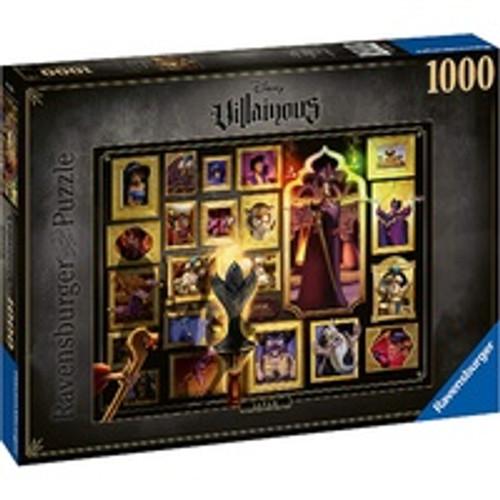 Ravensburger - Disney Villainous Jafar Puzzle 1000 Piece