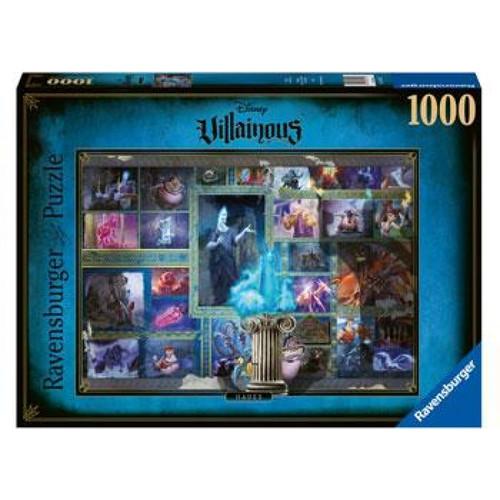 Ravensburger - Disney Villainous Hades Puzzle 1000